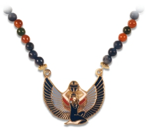The Goddess Isis Necklace