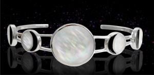 The Moon Bracelet